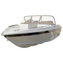 Aluminium Boat Repair