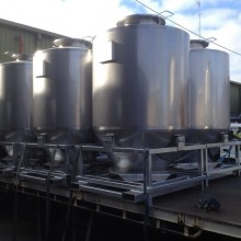 Stainless Steel Transport Tanks