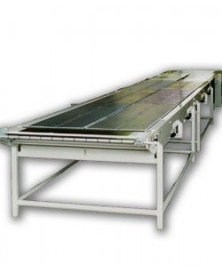 Large processing table